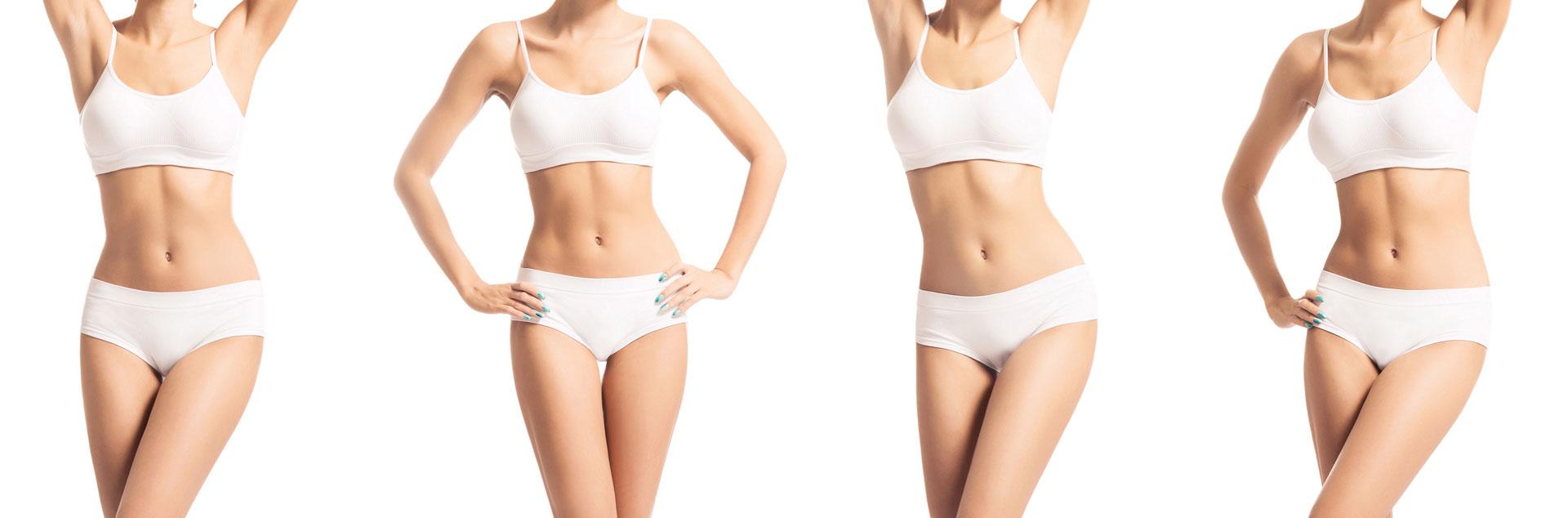 Bauchdeckenstraffung für Ihren straffen schlanken Bauch