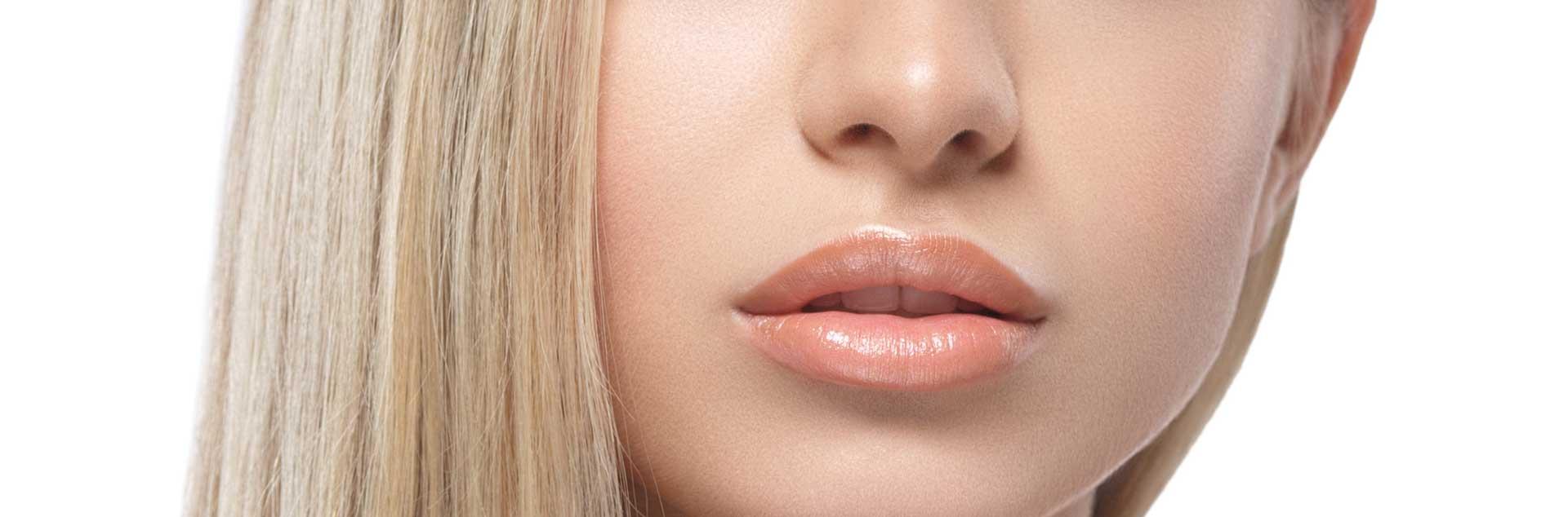 Lippen aufspritzen - Dr. Arco